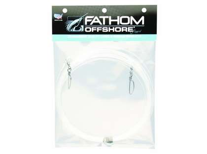 Fathom Offshore TW-SL Shock Leader 300 lb. Mono 30 in. Long