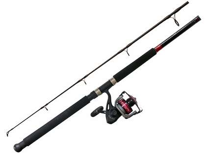 Fin-Nor MLS60701MH Mega Lite Spinning Combo - 7 ft.