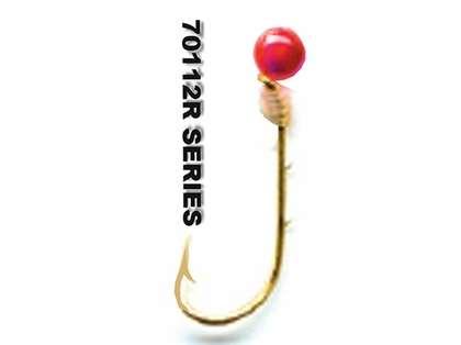 Fin Strike 70112 Snelled Porgy Seabass Hook