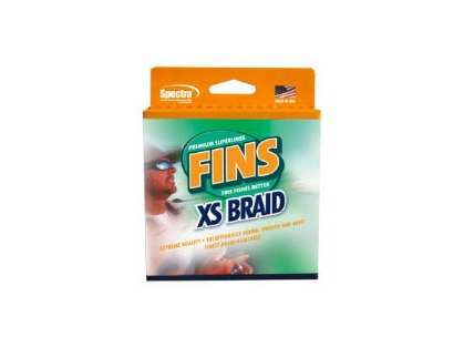 FINS Extra Smooth Braided Line 80lb 300yds Dark Green FNS80XS-300G