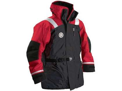 First Watch AC-1100-RB Flotation Coat Red/Black