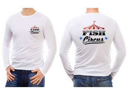 Fish Circus Fishing Team Long Sleeve T-Shirts
