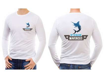 Fish Mavericks Long Sleeve T-Shirts