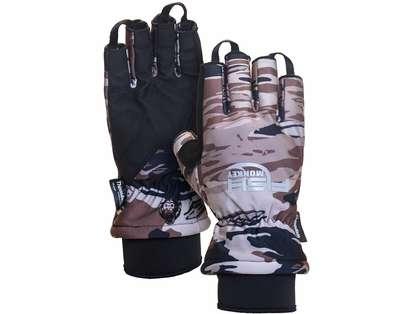 Fish Monkey Tundra II Gloves - Camo L