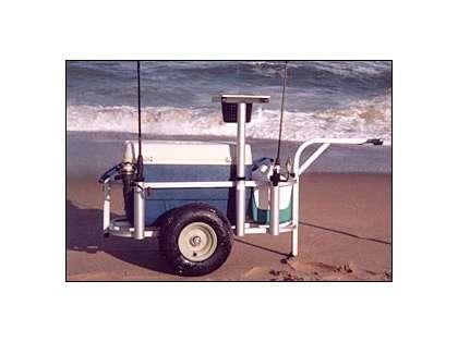 Fish-N-Mate Jr. 105 Cart