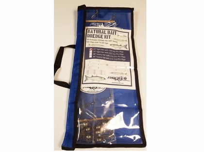 Fish Razr Natural Bait Dredge Kits