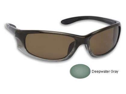 Fisherman Eyewear 90746 14OC Sunglasses Gray-Fade Frame/Gray Lens