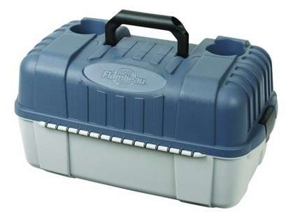 Flambeau 2059 7 Tray Hip Roof Tackle Box