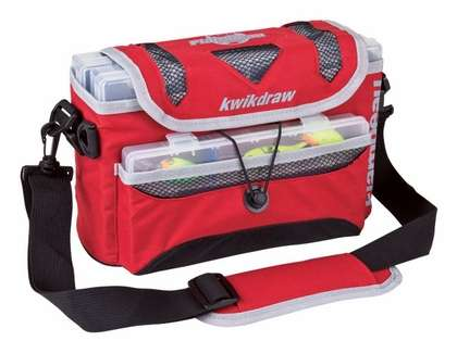 Flambeau 4501ST Kwikdraw Soft Side Tackle Bag