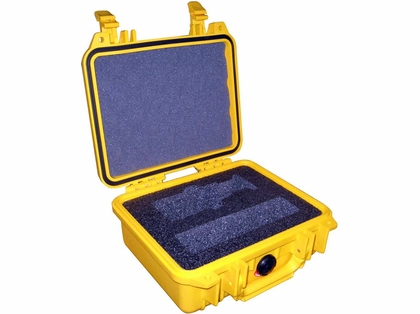 FLIR 4126885 Rigid Camera Case f/ Ocean Scout Series - Yellow
