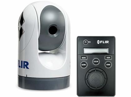 FLIR 432-0003-66-00 M324S Stabilized Thermal Camera w/ JCU 30Hz