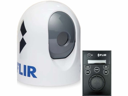 FLIR 432-0010-11-00 MD-324 Static Thermal Night Vision Cam w/ Joystick