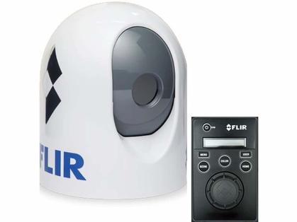FLIR 432-0010-13-00 MD-625 Static Thermal Night Vision Cam w/ Joystick