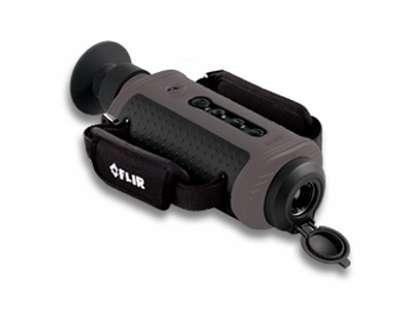 Flir First Mate II HM-224b Pro NTSC Thermal Night Vision Camera
