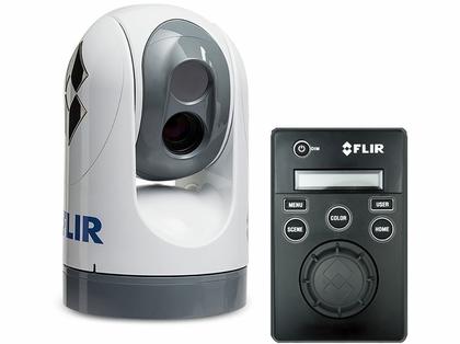 FLIR M324CS Stabilized Thermal Visable Camera w/ JCU - 30Hz