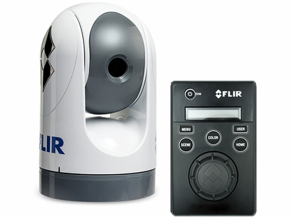 FLIR M625S Stabilized Thermal Camera w/ JCU - 30Hz