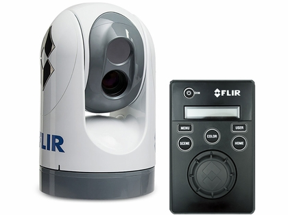 FLIR M617CS Stabilized Thermal Visible Camera w/ JCU - 30Hz