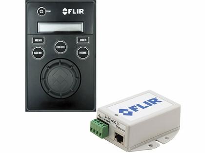 FLIR JCU-1 Joystick Control Unit POE Injector Kit