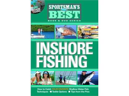 Sportsmans Best Inshore Fishing Book DVD Combo