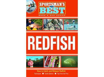 Sportsmans Best Redfish Book DVD Combo