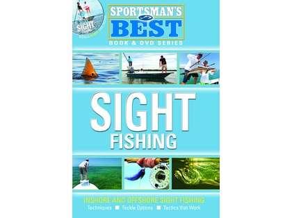 Sportsmans Best Sight Fishing Book DVD Combo