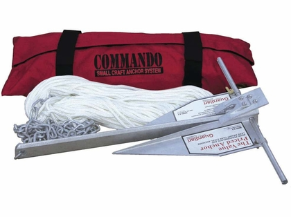 Fortress C5-A Commando Small Craft Anchoring System