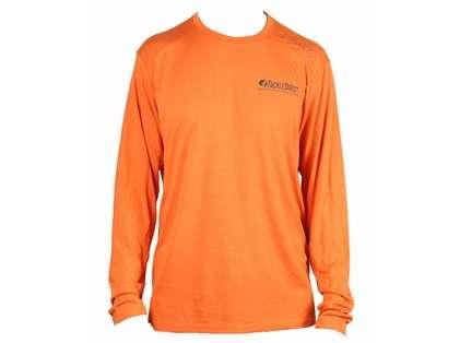 TackleDirect Free Fly FF106 TackleDirect Logo Bamboo Tech Long Sleeve Shirt - 3XL