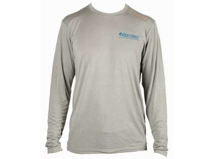 TackleDirect Free Fly FF107 TackleDirect Logo Bamboo Tech Long Sleeve Shirt