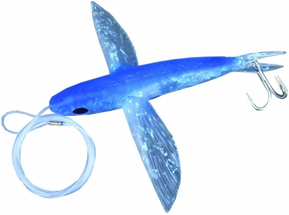 Frenzy Tackle Rigged Ballistic Flyer Flying Fish