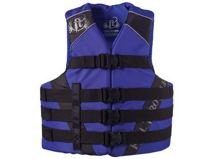 Full Throttle 1122 Adult Dual-Sized Nylon Water Sports Vests