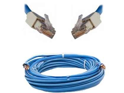 Furuno 001-167-890-10 LAN Cable Assembly - 5M RJ45 x RJ45 4P