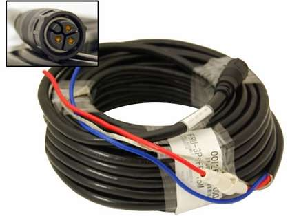 Furuno 001-266-010-00 15M Power Cable f/ DRS4W