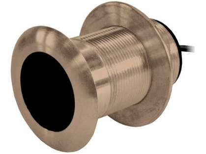Furuno 520-BLD Bronze Low Profile Thru-Hull 600W Transducer