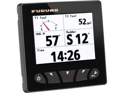 Furuno FI70 4.1 in. Color LCD Instrument/Data Organizer