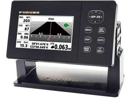 Furuno GP39 GPS/WAAS Navigator w/ 4.2'' Color LCD