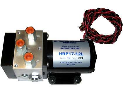 Furuno HRP17-12 Autopilot Pump for Rams 14in. to 25 in.