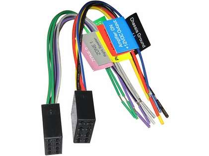FUSION AC-HK Replacement Wire Harness f/600 Series