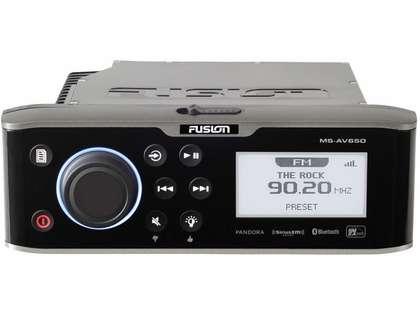 Fusion MS-AV650 DVD/DC Entertainment System w/ Bluetooth, Fusion-Link