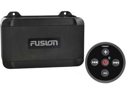 Fusion MS-BB100 Sound Core Black Box Entertainment System w/Bluetooth