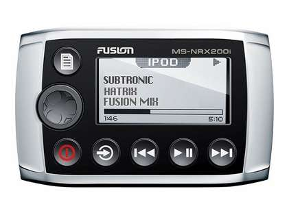 FUSION MS-NRX200i NMEA2000 Wired Remote f/700 Series & MS-RA205