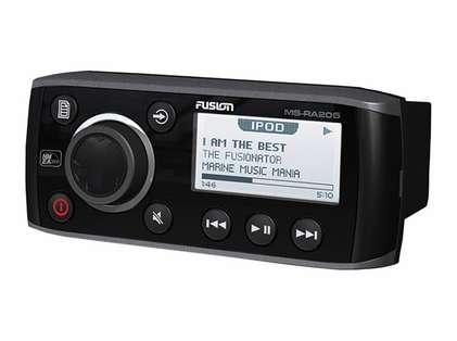 FUSION MS-RA205 AM/FM/VHF/AUX/USB/iPod/SIRIUS-XM Ready Receiver