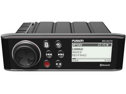 Fusion MS-RA70N Marine Stereo AM/FM/NMEA 2000 w/ BT & Fusion-Link