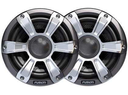 Fusion SG-FL65SPC Signature Series Speakers 6.5in w/ LED Illumination