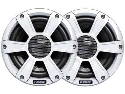 Fusion SG-FL65SPW Signature Series Speakers 6.5in w/ LED Illumination