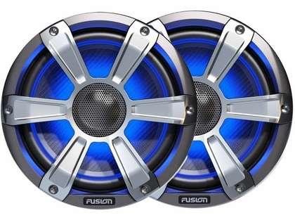 Fusion SG-FL77SPC Signature Series Speakers 7.7in w/ LED Illumination