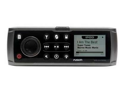 FUSION MS-AV600G Marine DVD Stereo