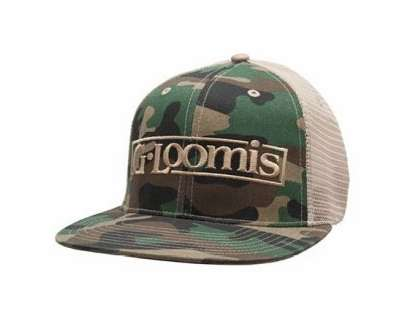 G-Loomis Flatbill Hat - Camo