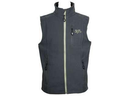 G-Loomis GVSTRECFPW Reciprocal Fleece Vest Pewter