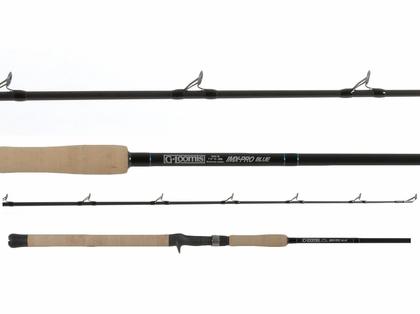 G Loomis IMX-PRO 845C M IMX-Pro Blue Casting Rod - 7 ft.