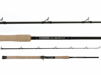 G Loomis IMX-PRO 863C XF IMX-Pro Blue Casting Rod - 7 ft. 2 in.
